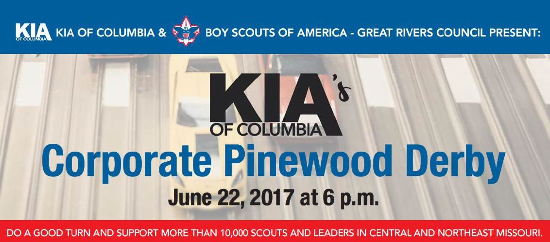 Corporate Pinewood Derby