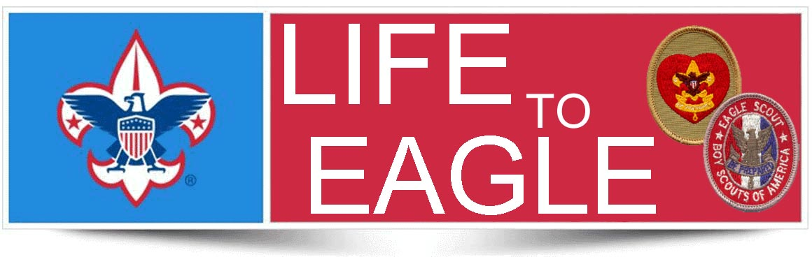 Life to Eagle – Eagle Scout Worksheet