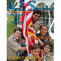 CLICK TO READ FALL ISSUE OF AREA SCOUTER