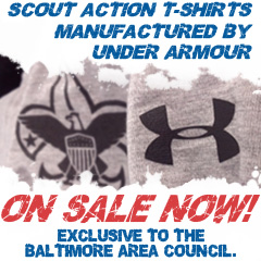 This link will take you to the Scout Action by Under Armor t-shirt webpage