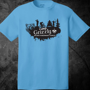 Camp Grizzly Shirt
