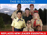 This is scouting
