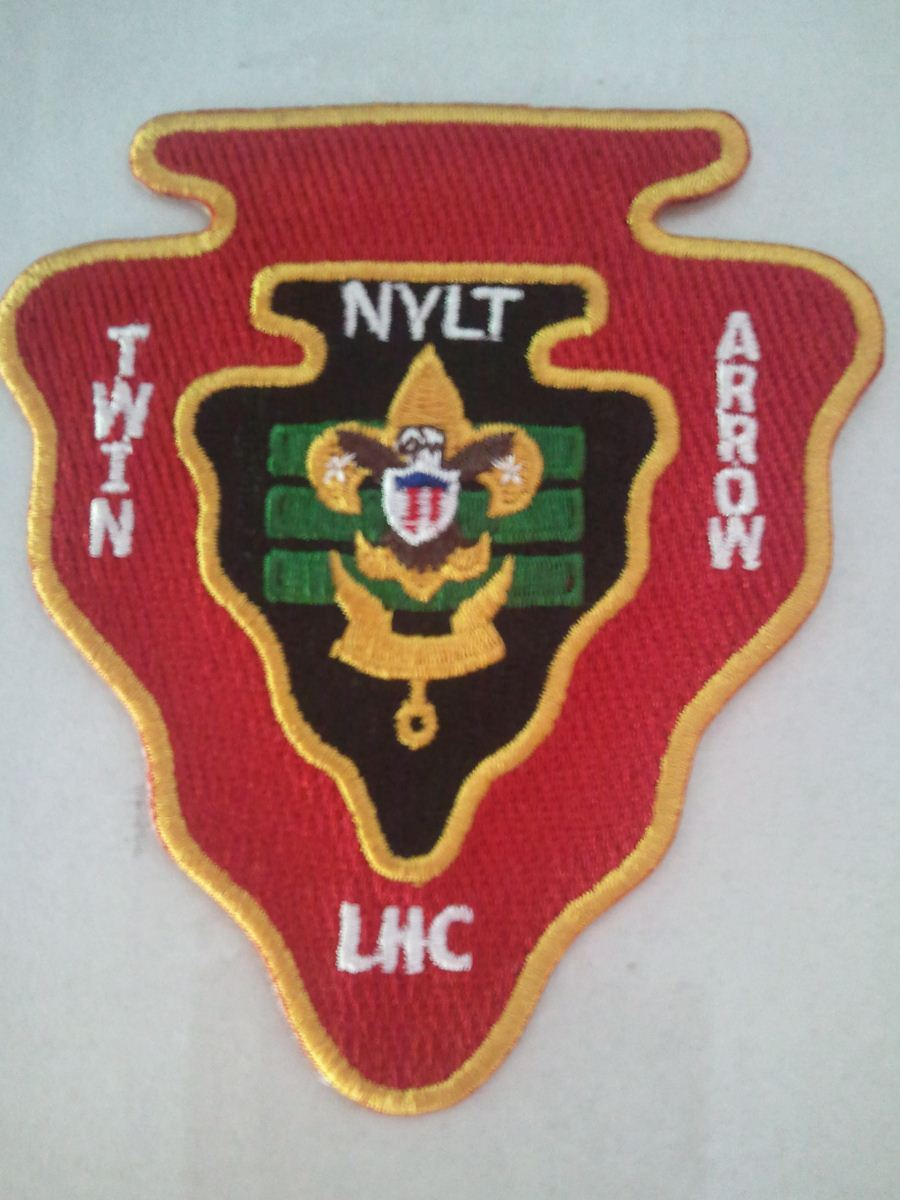 Twin Arrow Patch