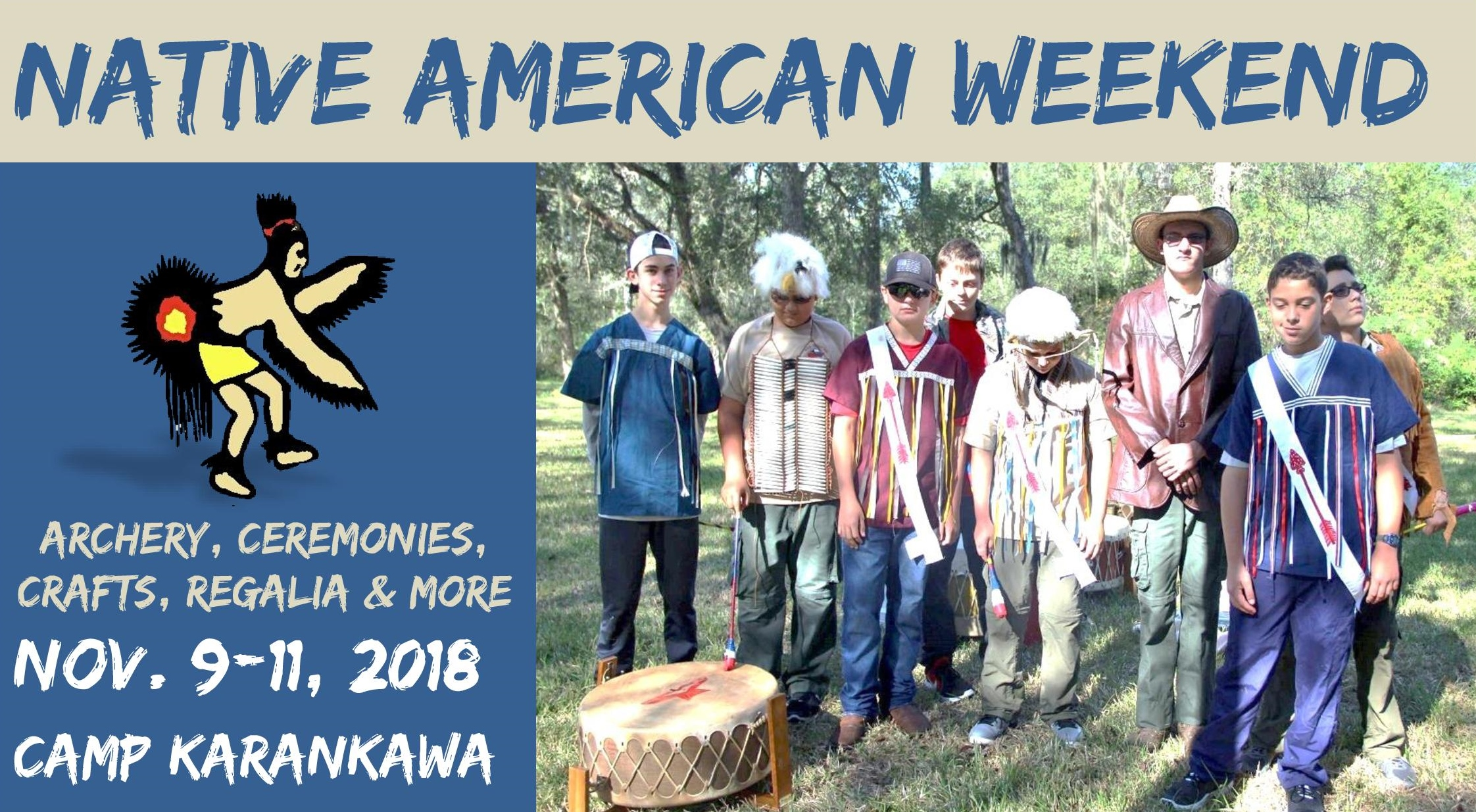 Native American Weekend