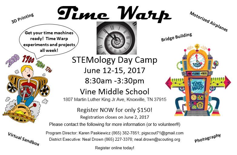 Stemology Day Camp