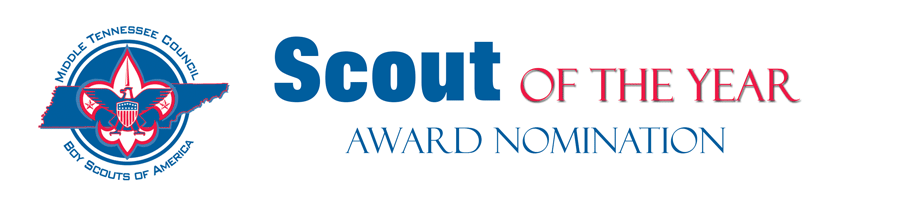 Scout of The year Nomination