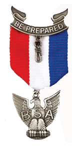Still have your Eagle medal?