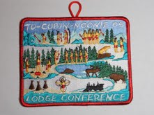 2005 Lodge Conference Patch