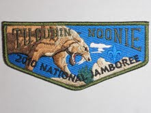 2010 National Jamboree Patch
