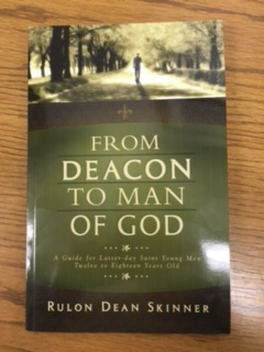 Book:  From Deacon to Man