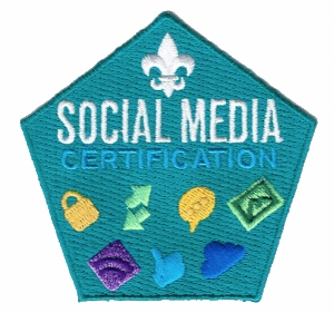 Social Media Ceritification - Core Patch
