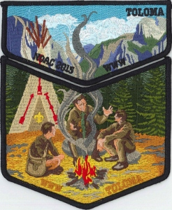 2015 NOAC Pocket Patch Set