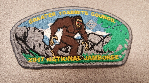 2017 National Jamboree CSP