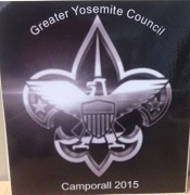 Camporall Decal