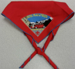 2010 Jamboree Red Troop Neckerchief