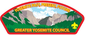 Yosemite Past, Present, Future CSP - Single patch