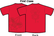 F. First Class Rank T-Shirts