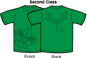 G. Second Class Rank T-Shirts