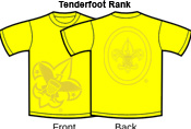I. Tenderfoot T-Shirts