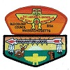 OCC/Tisquantum Lodge patches